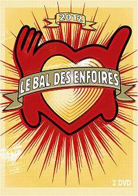 Cover Les Enfoirés - 2012: Le bal des Enfoirés [DVD]